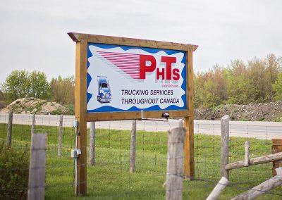 PHTS-signage